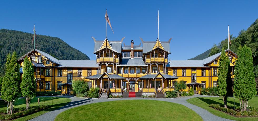 De historiske hoteller norge